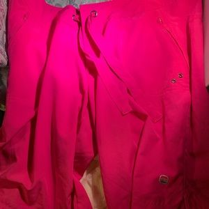 Free country Bright Pink shorts XL